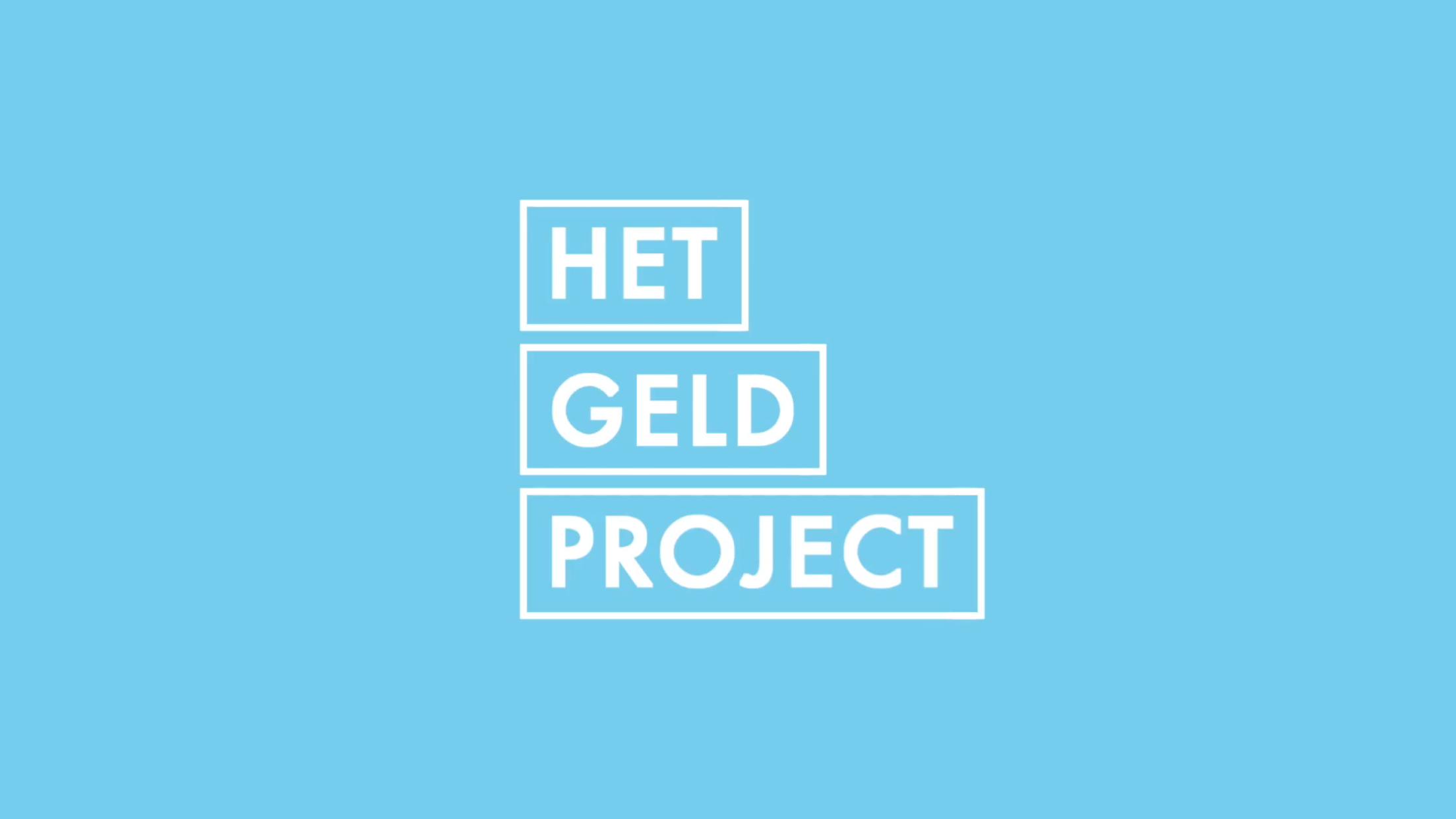 Het Geldproject